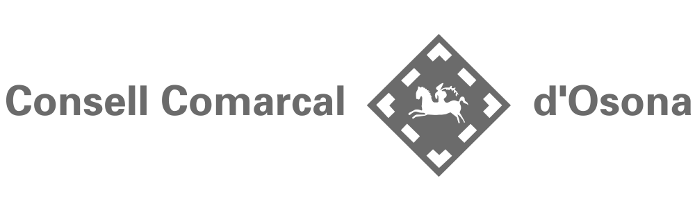 Logotip Consell Comarcal d'Osona